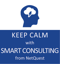 KEEP CALM with SMART CONSULTING from NetQuest